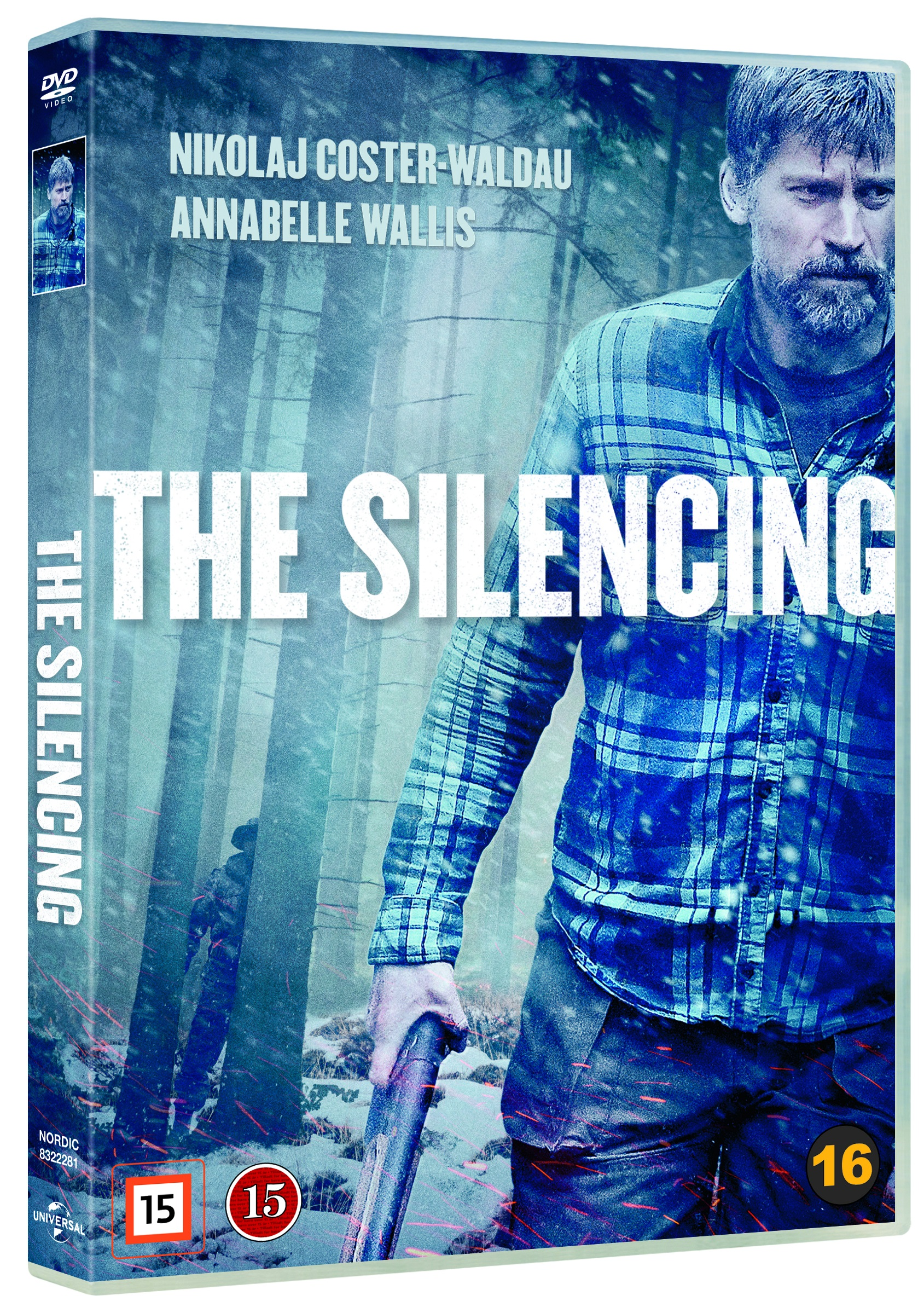 The Silencing -  - Film -  - 5053083222819 - October 19, 2020