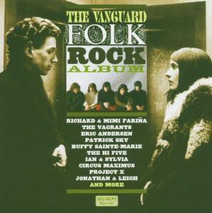 Vanguard Folk Rock Album - V/A - Musik - ACE - 0029667424820 - March 3, 2005