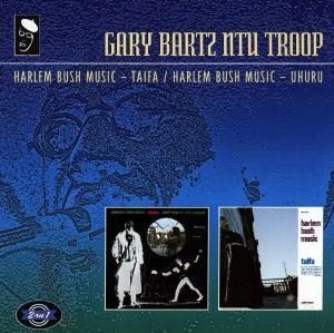 Taifa / Uhuru - Gary Bartz - Musik - BGP - 0029667510820 - January 25, 1997
