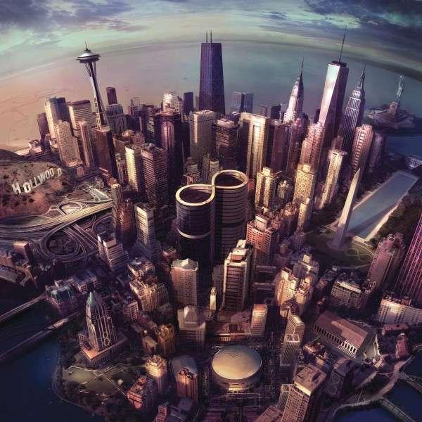 Sonic Highways - Foo Fighters - Musik - Sony Owned - 0888430900820 - November 10, 2014