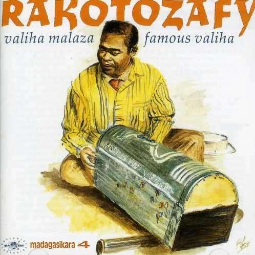 Valiha Malaza - Rakotozafy - Musik - GLOBESTYLE - 0029667302821 - July 28, 1995