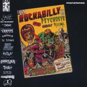 Rockabilly Psychosis - Various Artists - Musik - BIG BEAT RECORDS - 0029667401821 - December 31, 1993