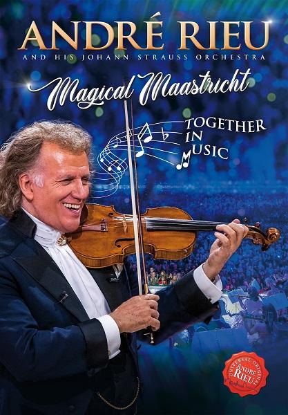Magical Maastricht - Andre Rieu - Film - UNIVERSAL - 7444754884821 - 28 maj 2021