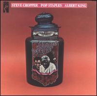 Jammed Together - Cropper / Staples / King - Musik - STAX - 0029667082822 - December 31, 1993