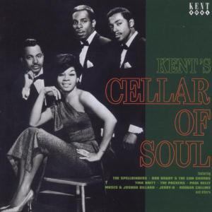Kents Cellar Of Soul - Various Artists - Musik - KENT - 0029667219822 - February 3, 2003