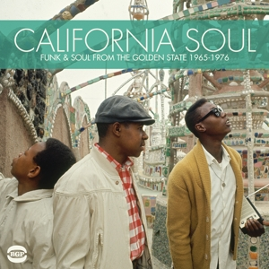 California Soul - V/A - Musik - BGP - 0029667529822 - March 31, 2016