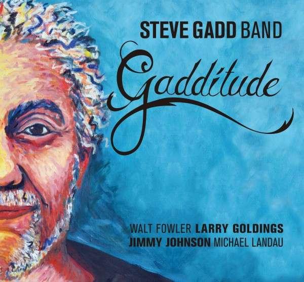 Gadditude - Stephen Gadd - Musik - VARESE SARABANDE - 0030206241822 - September 3, 2013
