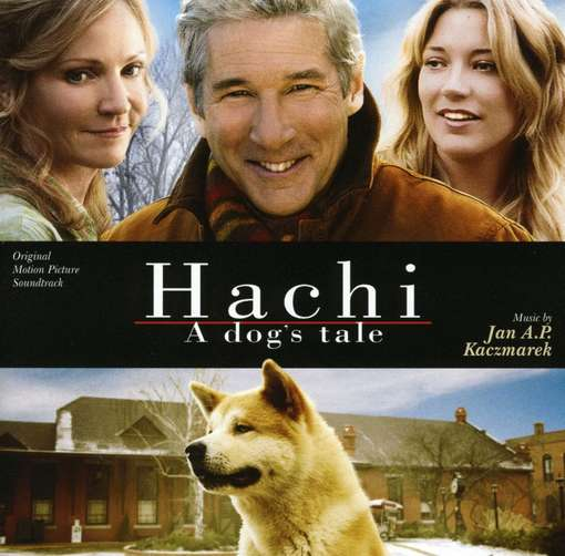 Hachi a Dog's Tale - O.s.t - Musik - SOUNDTRACK - 0030206704822 - October 12, 2010