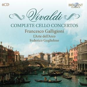 Complete Cello Concertos - A. Vivaldi - Musik - BRILLIANT CLASSICS - 5028421950822 - January 7, 2015