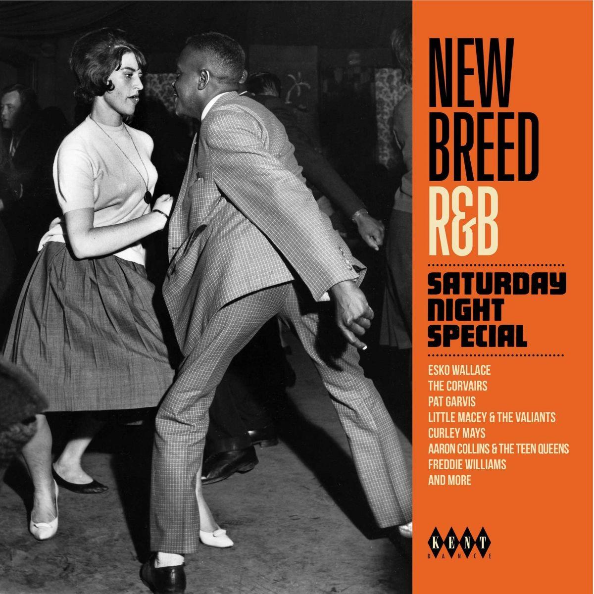 New Breed R&B - Saturday Night Special - V/A - Musik - KENT DANCE - 0029667098823 - July 31, 2020