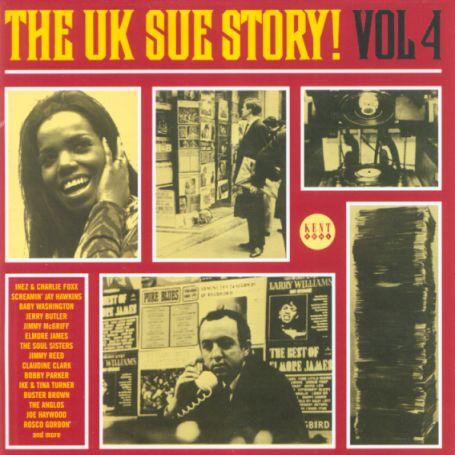 Uk Sue Story! Vol.4 -26tr - V/A - Musik - KENT SOUL - 0029667225823 - February 23, 2006