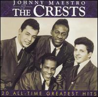 20 All-time Greatest Hits - Maestro,johnny / Crests - Musik - OUTSIDE MUSIC - 0030206624823 - July 24, 2001