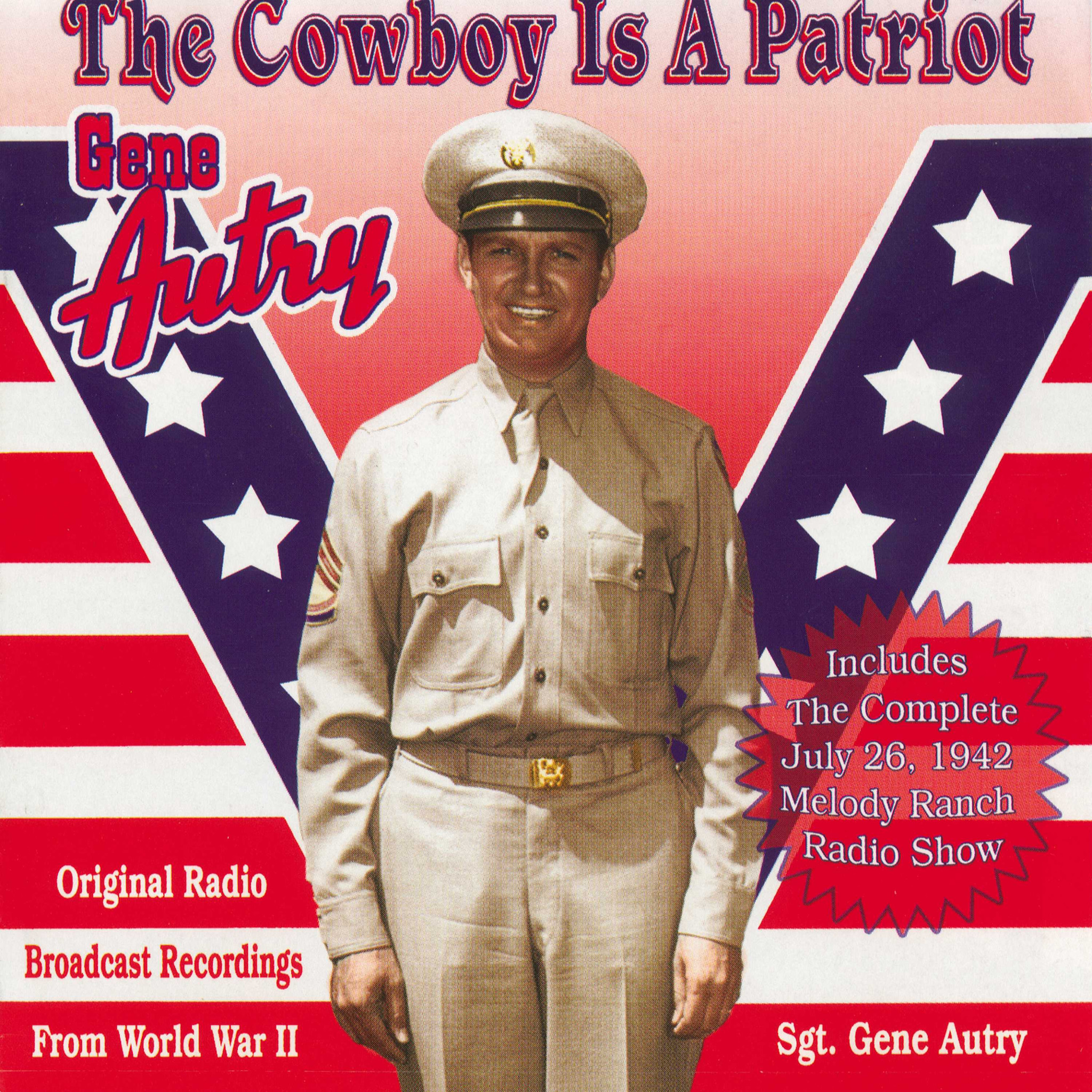 The Cowboy is a Patriot - Gene Autry - Musik - COUNTRY - 0030206640823 - November 16, 2019