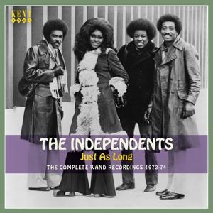 Just Als Long - Independents - Musik - KENT SOUL - 0029667244824 - May 4, 2016