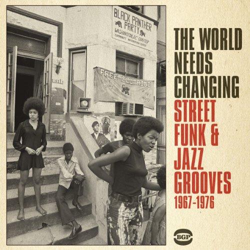 World Needs Changing - V/A - Musik - BGP - 0029667525824 - February 28, 2013