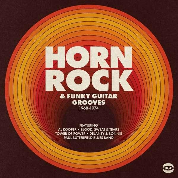 Horn Rock - V/A - Musik - BGP - 0029667094825 - August 2, 2019