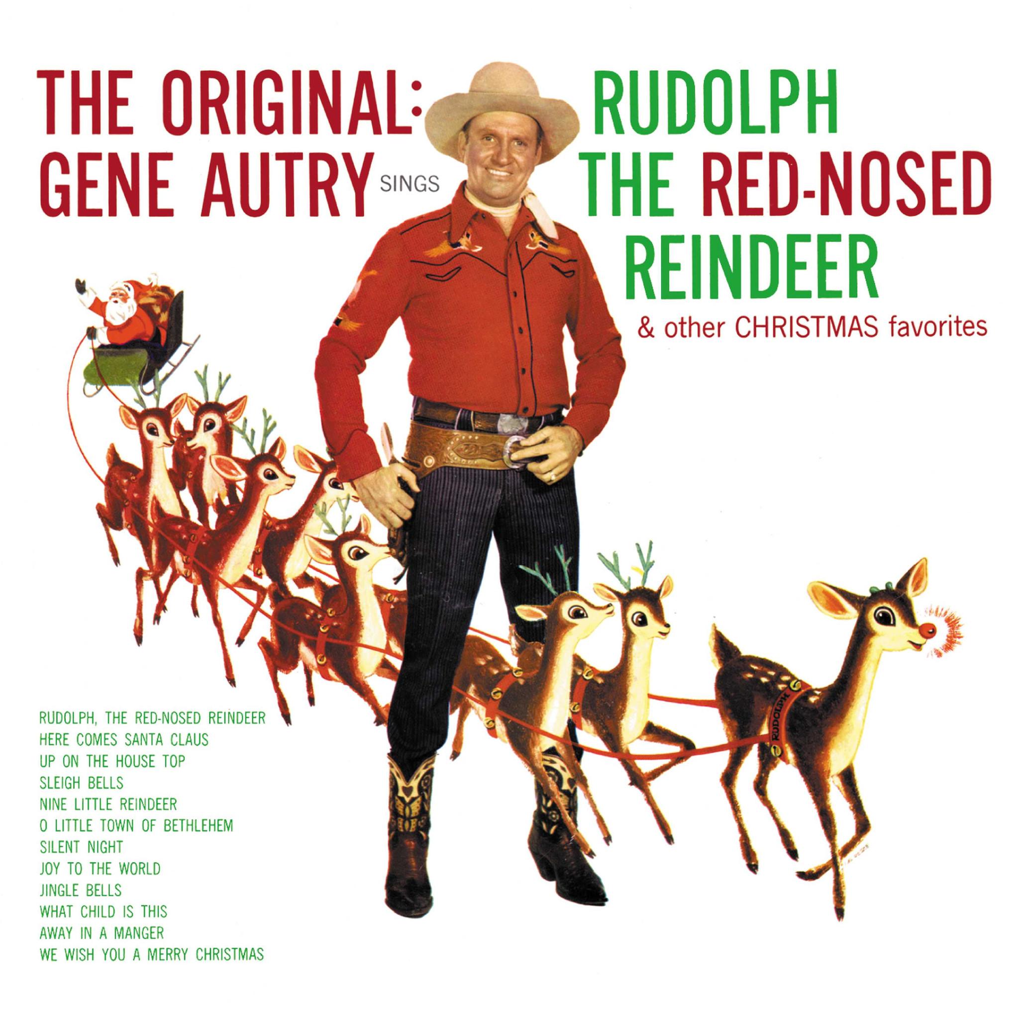 Rudolph the Red-nosed Reindeer - Gene Autry - Musik - VARESE SARABANDE - 0030206675825 - September 26, 2006