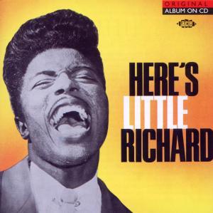 Here's Little Richard - Little Richard - Musik - ACE - 0029667112826 - January 21, 2010