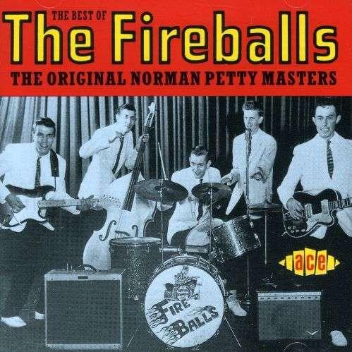 Original Masters - The Fireballs - Musik - ACE - 0029667141826 - March 1, 1994