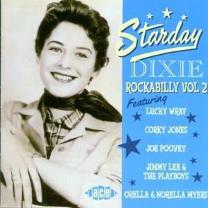 Starday Dixie Rockabilly2 - V/A - Musik - ACE - 0029667170826 - June 8, 2000
