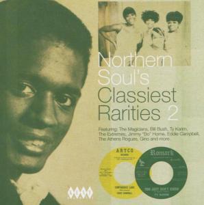 Northern Souls Classiest Rarities 2 - Various Artists - Musik - KENT - 0029667224826 - May 30, 2005