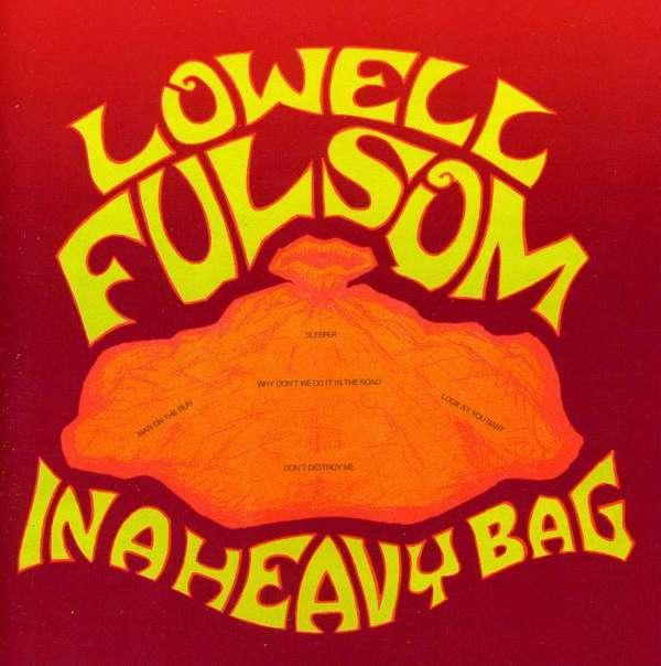 In a Heavy Bag - Lowell Fulson - Musik - VARESE SARABANDE - 0030206160826 - January 30, 2007