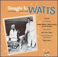 Straight To Watts - V/A - Musik - ACE - 0029667186827 - November 6, 2003