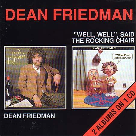 Dean Friedman / 'well,well' - Dean Friedman - Musik - CHISWICK - 0029667409827 - June 30, 1978