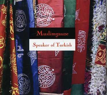 Speaker of Turkish - Muslimgauze - Musik - SOLEILMOON - 0753907783827 - August 29, 2006