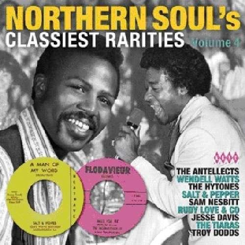Northern Soul's 4 - V/A - Musik - KENT SOUL - 0029667233828 - July 1, 2010