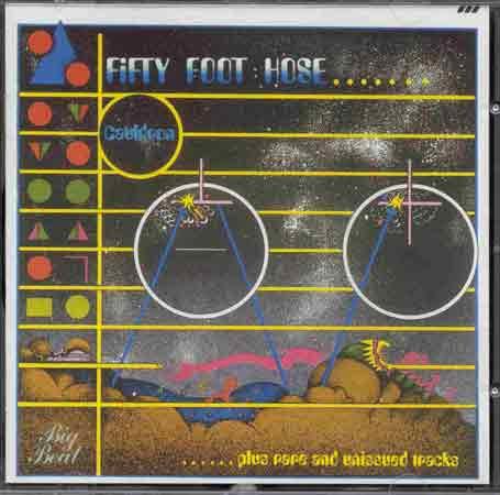 Cauldron - Plus - Fifty Foot Hose - Musik - BIG BEAT RECORDS - 0029667415828 - January 26, 1996