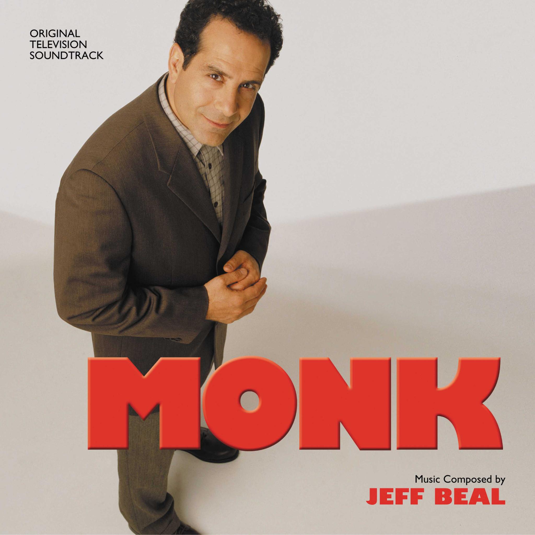 Monk / TV O.s.t. - Monk / TV O.s.t. - Musik - SOUNDTRACK - 0030206658828 - July 27, 2004