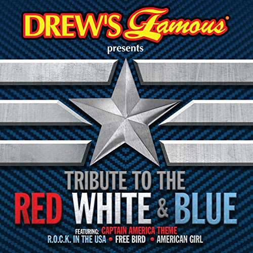 Tribute To The Red White & Blue - Drew's Famous - Musik - DREW ENTERTAINMENT - 0790617570828 - April 7, 2017