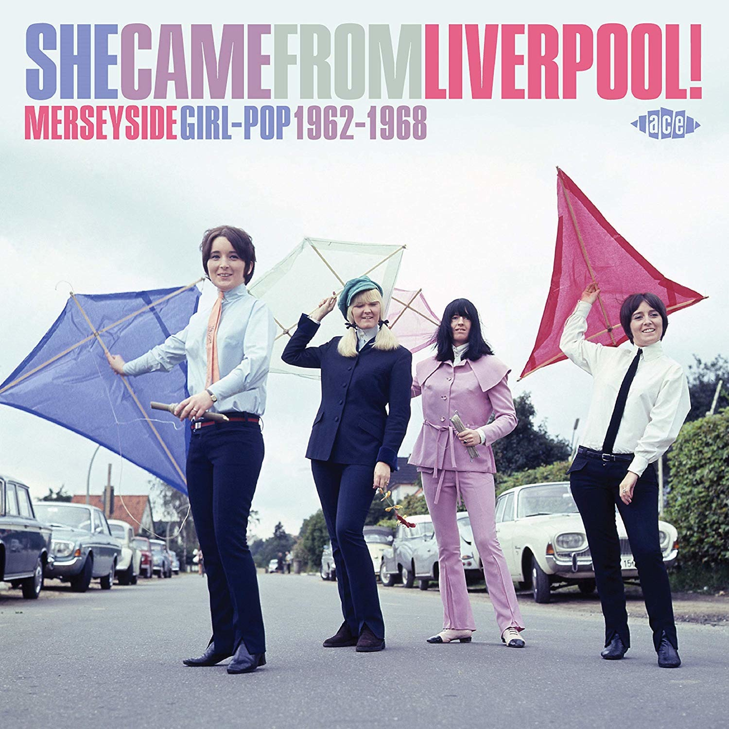 She Came From Liverpool! Merseyside Girl Pop 1962-1968 - Various Artists - Musik - ACE - 0029667096829 - November 29, 2019