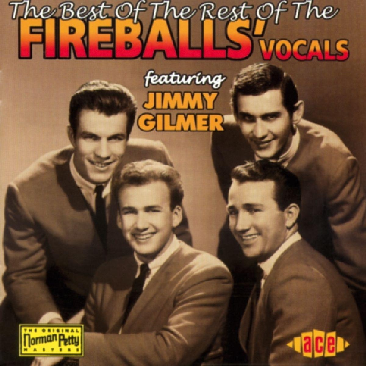 Best of the Rest of the Fireballs - The Fireballs - Musik - ACE - 0029667182829 - April 16, 2002