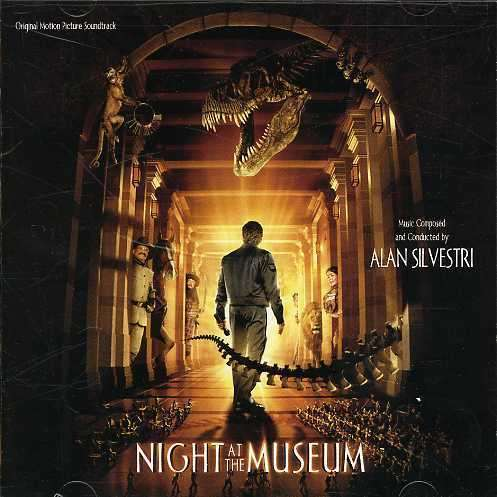OST - Night at the Museum - Musik - VARESE SARABANDE - 0030206677829 - August 19, 2019