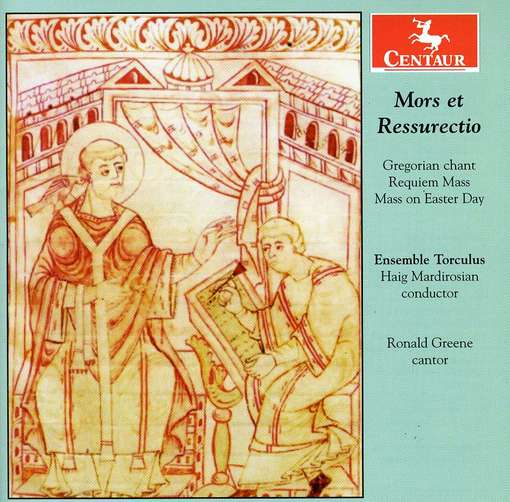 Mors et Ressurectio - Ensemble Torculus - Musik - CENTAUR - 0044747302829 - March 21, 2012