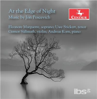 At the Edge of Night - Dickinson / Marguerre / Korn - Musik -  - 0044747360829 - January 5, 2018