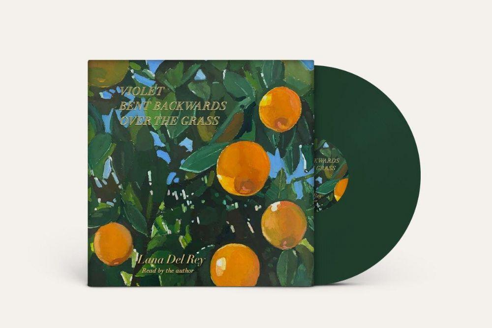 Violet Bent Backwards over the Grass - Green Vinyl - Lana Del Rey - Musik -  - 0602507429829 - October 2, 2020