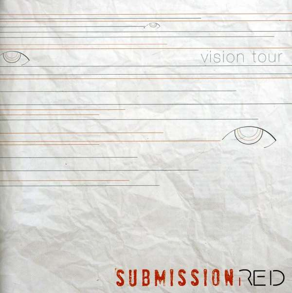 Vision Tour - Submission Red - Musik -  - 0044003139831 -