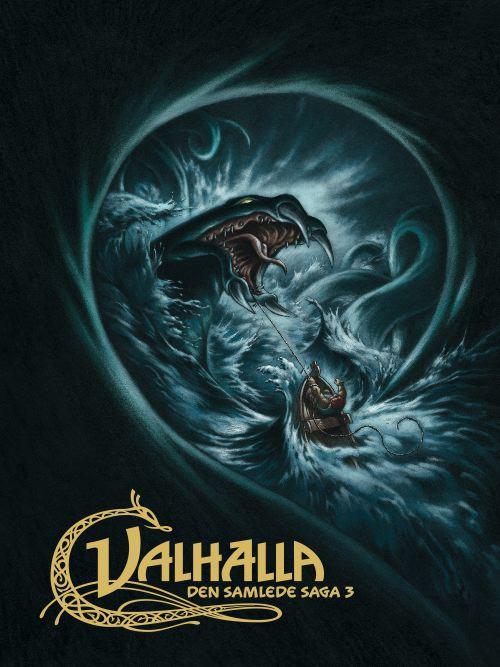 Valhalla: Den Samlede Saga: Valhalla: Den samlede saga 3 - Henning Kure; Peter Madsen - Bøger - CARLSEN - 9788711425831 - September 3, 2010