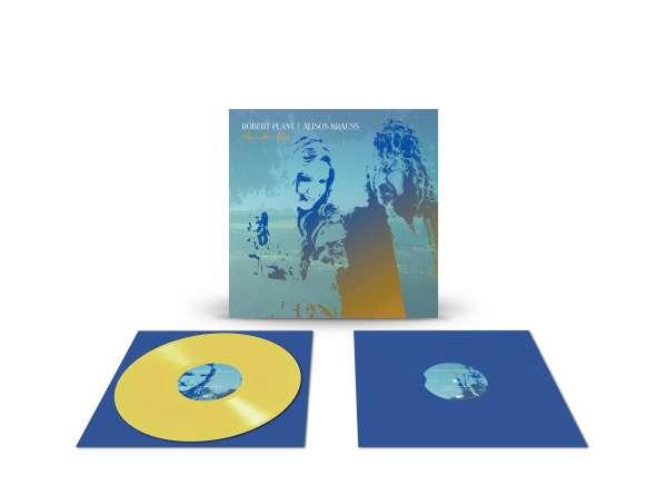 Raise The Roof (Limited Coloured Vinyl) - Robert Plant & Alison Krauss - Musik - Warner Music UK - 0190296548840 - November 19, 2021