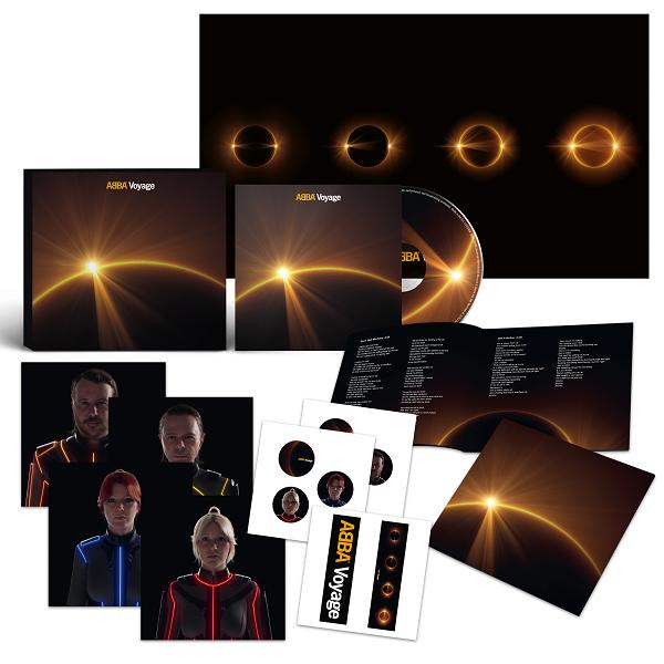 Voyage (Deluxe) - ABBA - Musik -  - 0602438614851 - 5 november 2021