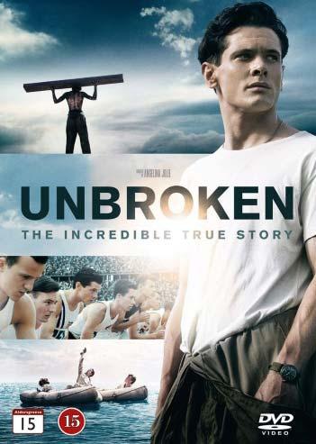 Unbroken - Angelina Jolie - Film - Universal - 5053083035853 - 29. Mai 2015