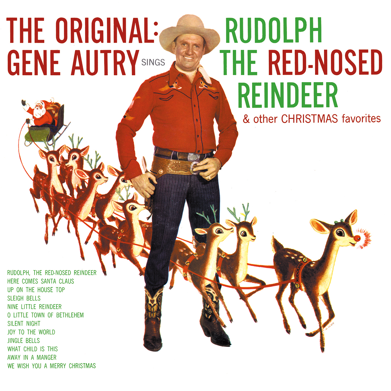 Rudolph The Red Nosed Reindeer - Gene Autry - Musik - VARESE SARABANDE - 0030206675856 - November 6, 2015