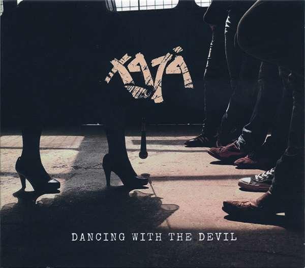 Dancing With The Devil (signiert) - Xaja - Musik -  - 0000009400863 -