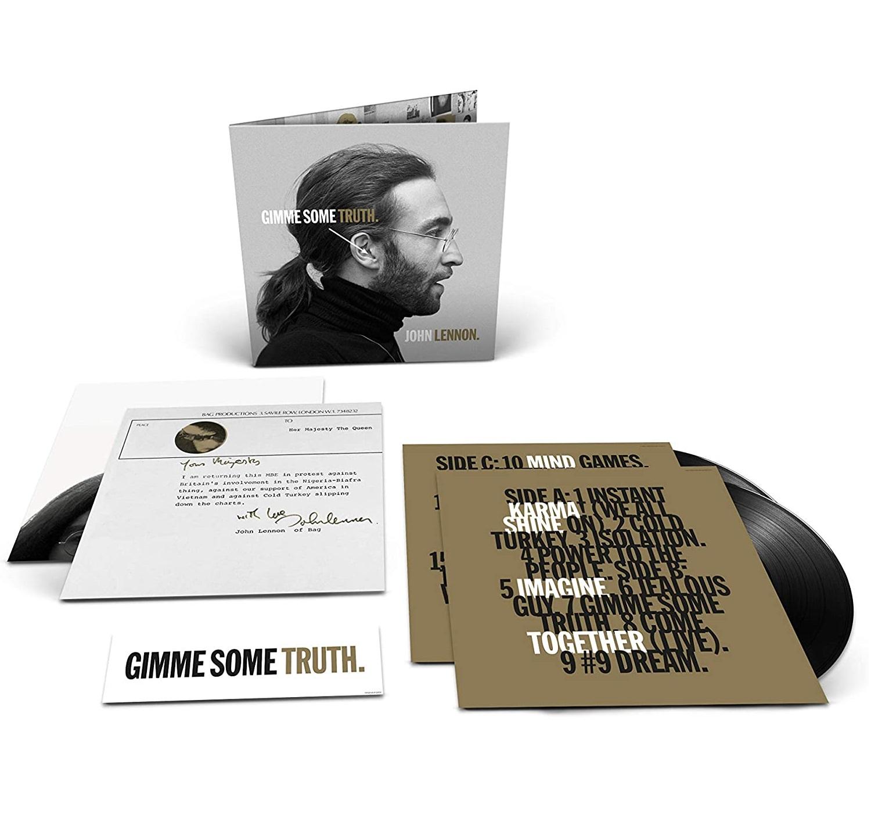 Gimme Some Truth. - John Lennon - Musik -  - 0602435001869 - October 9, 2020