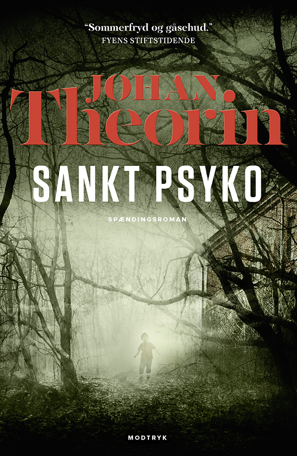 Sankt psyko - Johan Theorin - Bøger - Modtryk - 9788770072878 - January 23, 2020