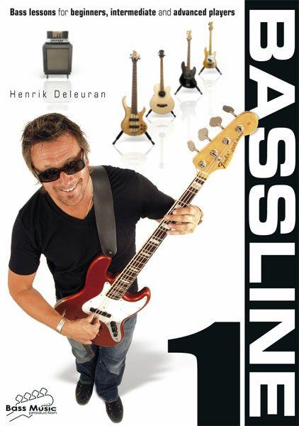 Bassline 1 - Henrik Deleuran - Film - Bass Music Production - 0000010000885 - December 17, 2007