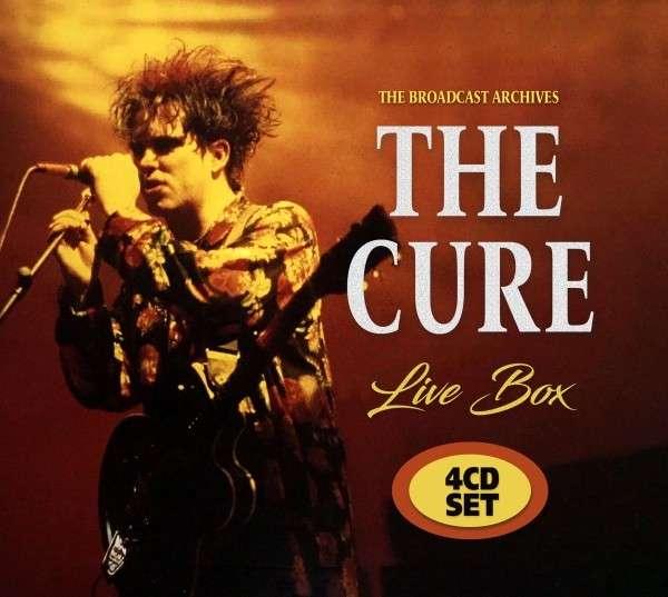 Live Box (4-cd-set) - The Cure - Musik - Laser Media - 6583817166885 - October 8, 2021